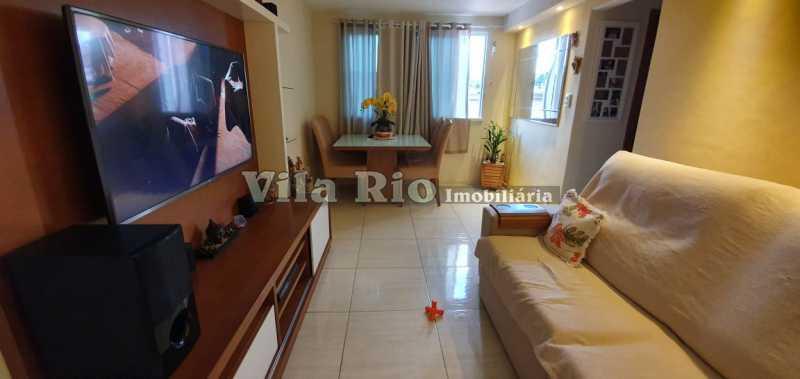 SALA 1 - Apartamento 2 quartos à venda Cordovil, Rio de Janeiro - R$ 183.000 - VAP20423 - 1
