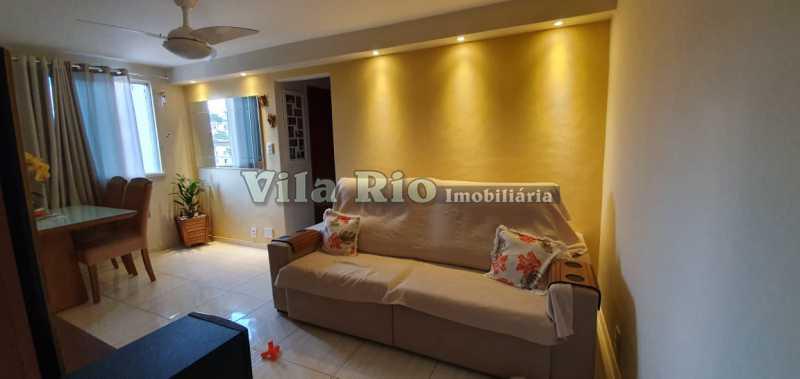 SALA 3 - Apartamento 2 quartos à venda Cordovil, Rio de Janeiro - R$ 183.000 - VAP20423 - 4