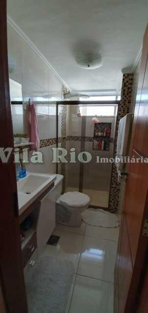 BANHEIRO - Apartamento 2 quartos à venda Cordovil, Rio de Janeiro - R$ 183.000 - VAP20423 - 13