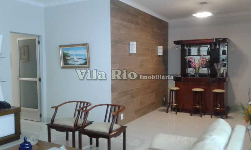 SALA 2 - Casa 3 quartos à venda Vista Alegre, Rio de Janeiro - R$ 980.000 - VCA30042 - 4