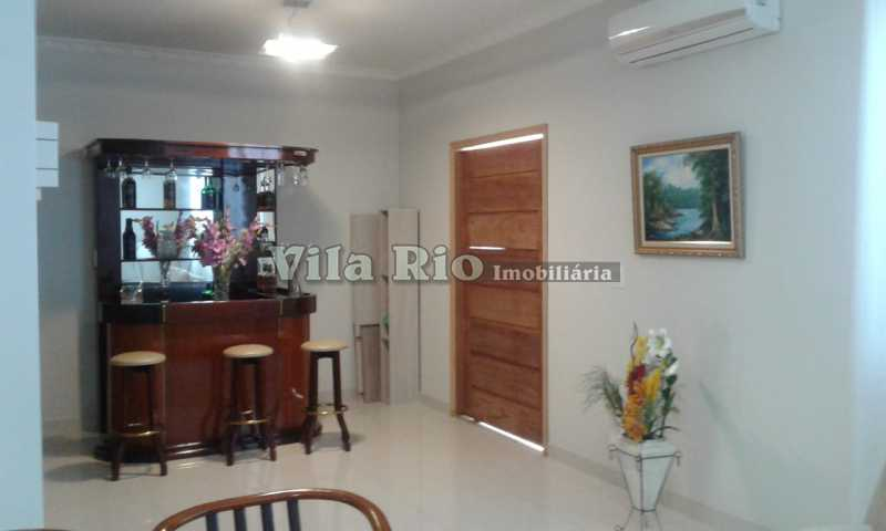 SALA 3 - Casa 3 quartos à venda Vista Alegre, Rio de Janeiro - R$ 980.000 - VCA30042 - 5