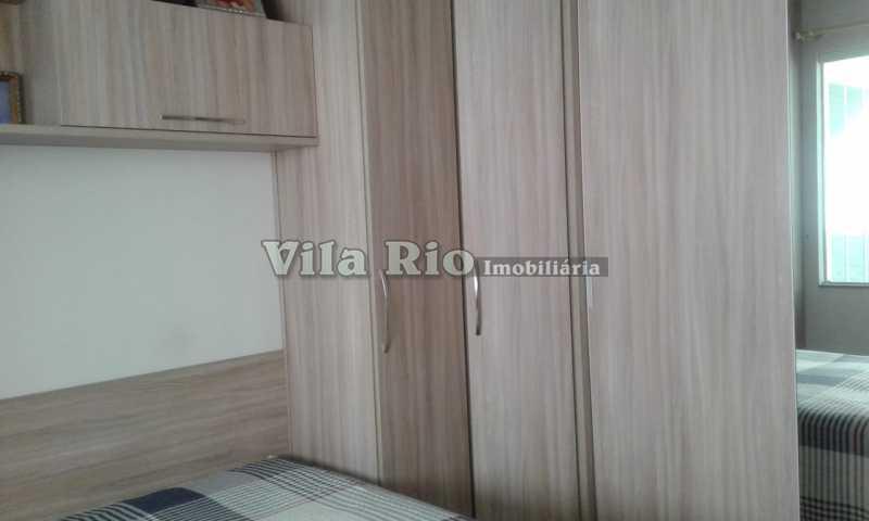 QUARTO 1 - Casa 3 quartos à venda Vista Alegre, Rio de Janeiro - R$ 980.000 - VCA30042 - 6
