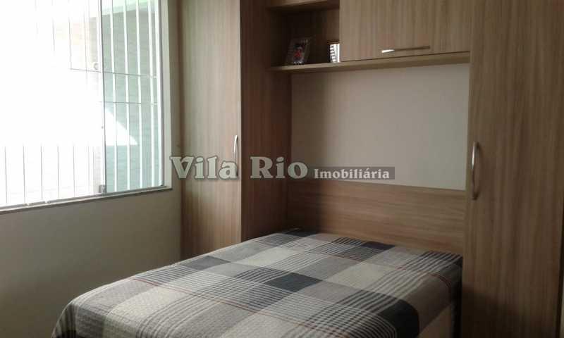 QUARTO 2 - Casa 3 quartos à venda Vista Alegre, Rio de Janeiro - R$ 980.000 - VCA30042 - 7