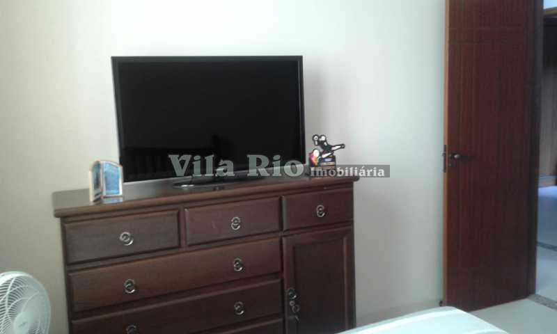QUARTO 8 - Casa 3 quartos à venda Vista Alegre, Rio de Janeiro - R$ 980.000 - VCA30042 - 13