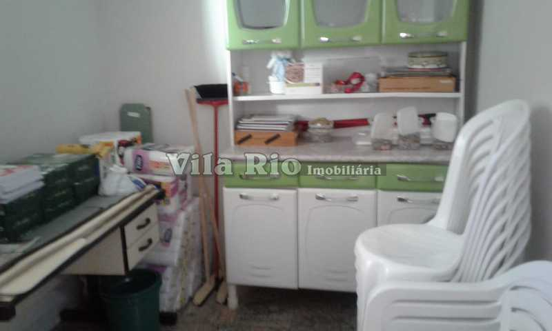 QUARTO DE EMPREGADA - Casa 3 quartos à venda Vista Alegre, Rio de Janeiro - R$ 980.000 - VCA30042 - 15