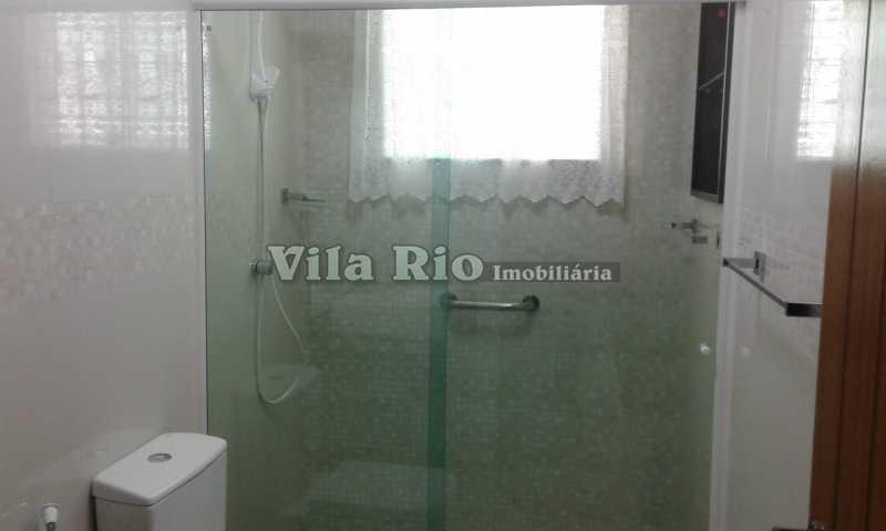 BANHEIRO 2 - Casa 3 quartos à venda Vista Alegre, Rio de Janeiro - R$ 980.000 - VCA30042 - 17
