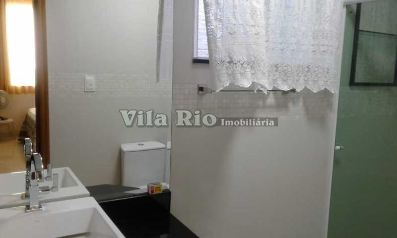 BANHEIRO 3 - Casa 3 quartos à venda Vista Alegre, Rio de Janeiro - R$ 980.000 - VCA30042 - 18