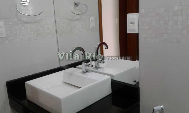 BANHEIRO 4 - Casa 3 quartos à venda Vista Alegre, Rio de Janeiro - R$ 980.000 - VCA30042 - 19