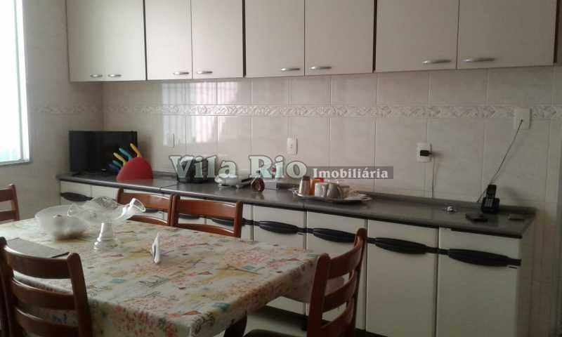 COZINHA 1 - Casa 3 quartos à venda Vista Alegre, Rio de Janeiro - R$ 980.000 - VCA30042 - 20