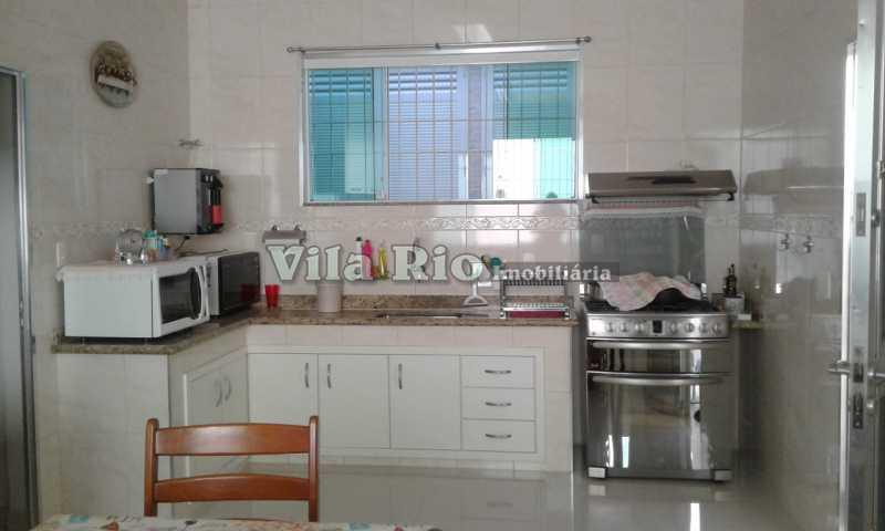 COZINHA 2 - Casa 3 quartos à venda Vista Alegre, Rio de Janeiro - R$ 980.000 - VCA30042 - 21