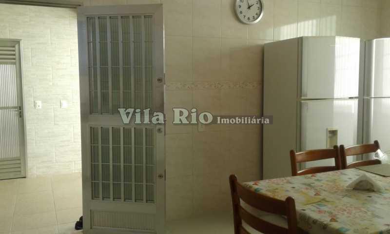 COZINHA 3 - Casa 3 quartos à venda Vista Alegre, Rio de Janeiro - R$ 980.000 - VCA30042 - 22