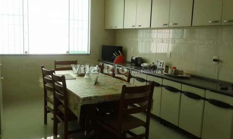 COZINHA 4 - Casa 3 quartos à venda Vista Alegre, Rio de Janeiro - R$ 980.000 - VCA30042 - 23