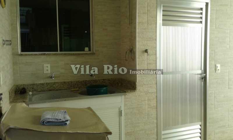 AREA - Casa 3 quartos à venda Vista Alegre, Rio de Janeiro - R$ 980.000 - VCA30042 - 24