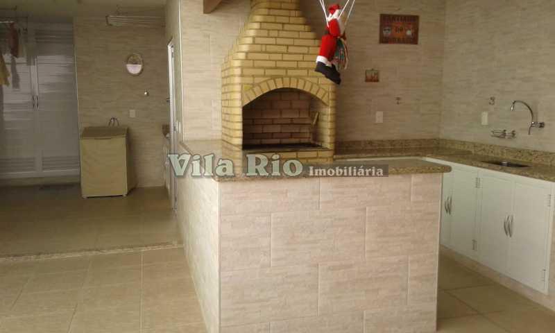 CHURRASQUEIRA 1 - Casa 3 quartos à venda Vista Alegre, Rio de Janeiro - R$ 980.000 - VCA30042 - 25