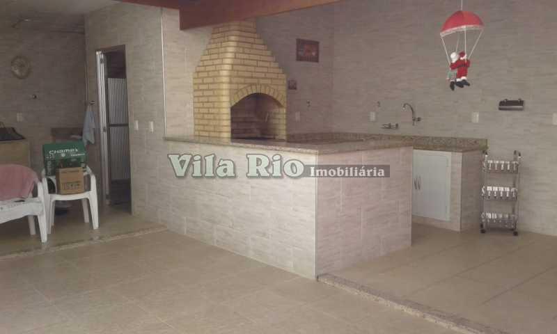 CHURRASQUEIRA 2 - Casa 3 quartos à venda Vista Alegre, Rio de Janeiro - R$ 980.000 - VCA30042 - 26