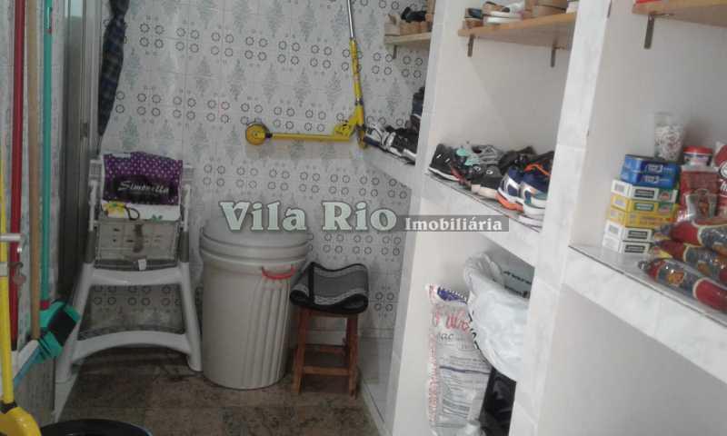 DESPENSA - Casa 3 quartos à venda Vista Alegre, Rio de Janeiro - R$ 980.000 - VCA30042 - 27