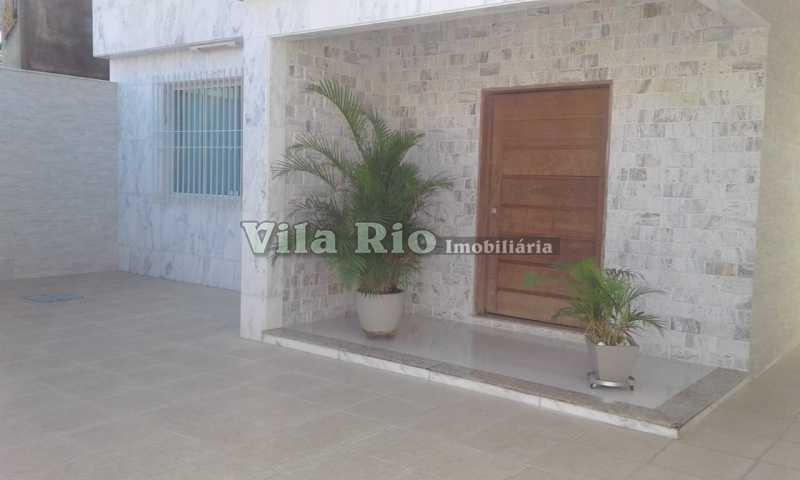 QUINTAL  1 - Casa 3 quartos à venda Vista Alegre, Rio de Janeiro - R$ 980.000 - VCA30042 - 30
