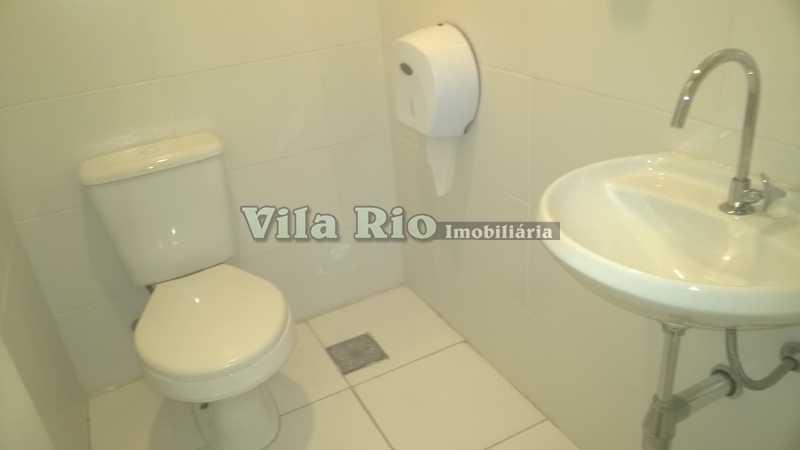 BANHEIRO 1 - Sala Comercial À Venda - Vila da Penha - Rio de Janeiro - RJ - VSL00013 - 8