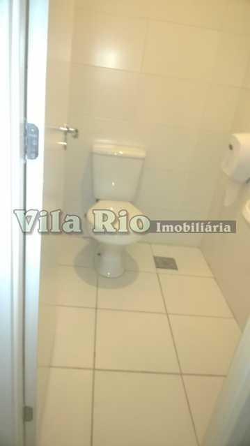 BANHEIRO 2 - Sala Comercial À Venda - Vila da Penha - Rio de Janeiro - RJ - VSL00013 - 9
