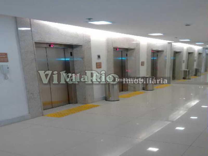 elevador - Sala Comercial À Venda - Vila da Penha - Rio de Janeiro - RJ - VSL00013 - 13