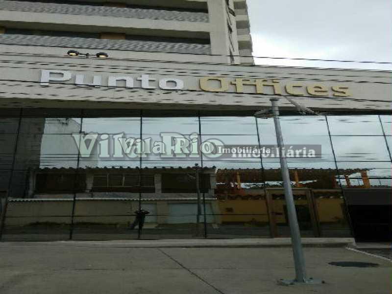 fachada - Sala Comercial À Venda - Vila da Penha - Rio de Janeiro - RJ - VSL00013 - 14
