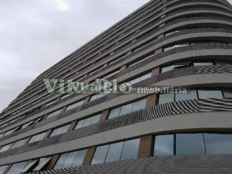 fachada1.1 - Sala Comercial À Venda - Vila da Penha - Rio de Janeiro - RJ - VSL00013 - 15