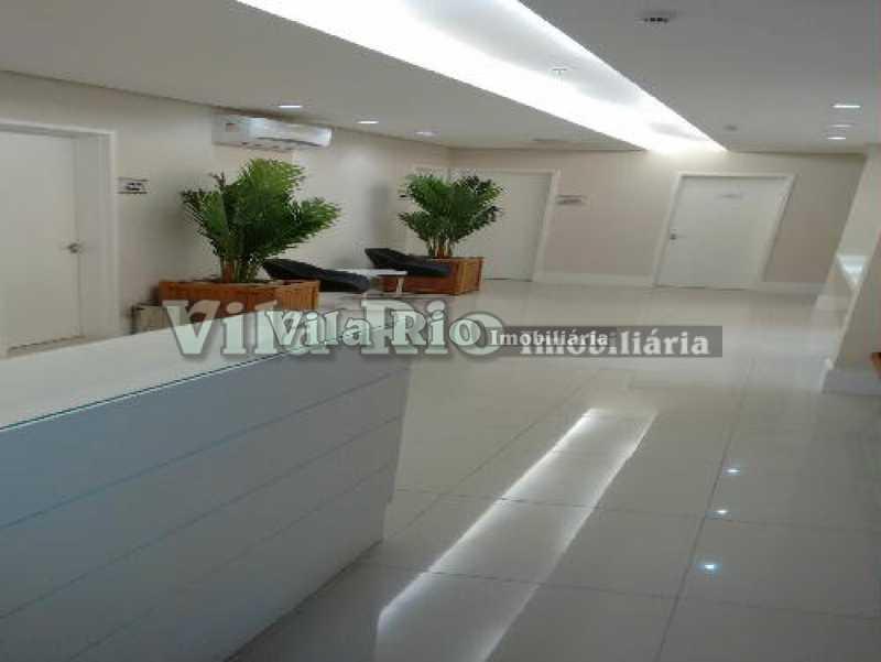 hall - Sala Comercial À Venda - Vila da Penha - Rio de Janeiro - RJ - VSL00013 - 17