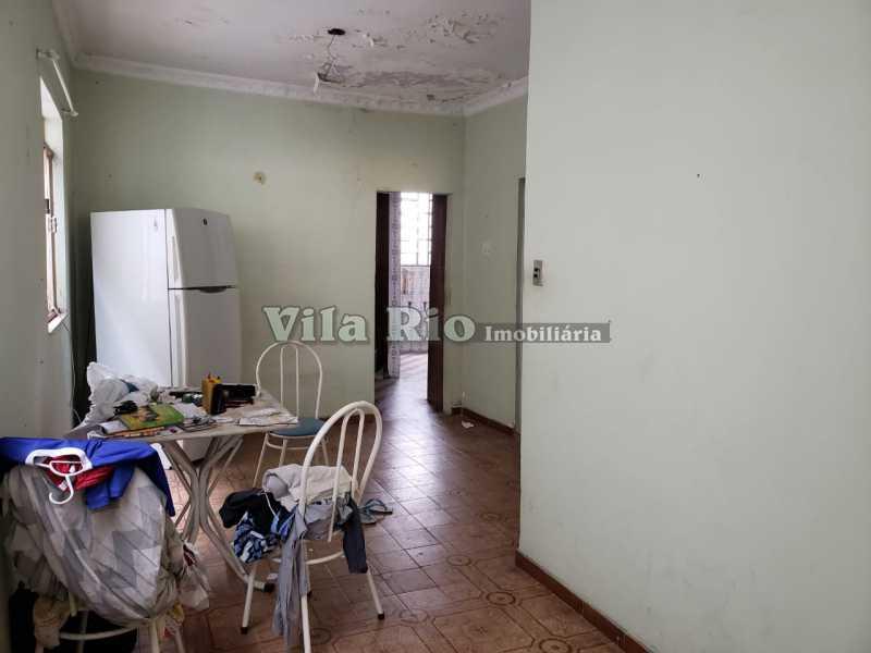 SALA - Casa 2 quartos à venda Honório Gurgel, Rio de Janeiro - R$ 250.000 - VCA20040 - 1