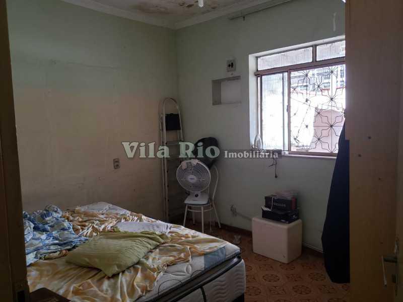 QUARTO 1 - Casa 2 quartos à venda Honório Gurgel, Rio de Janeiro - R$ 250.000 - VCA20040 - 3