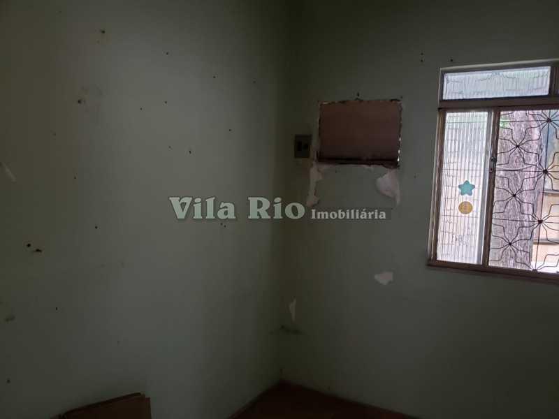 QUARTO 4 - Casa 2 quartos à venda Honório Gurgel, Rio de Janeiro - R$ 250.000 - VCA20040 - 6