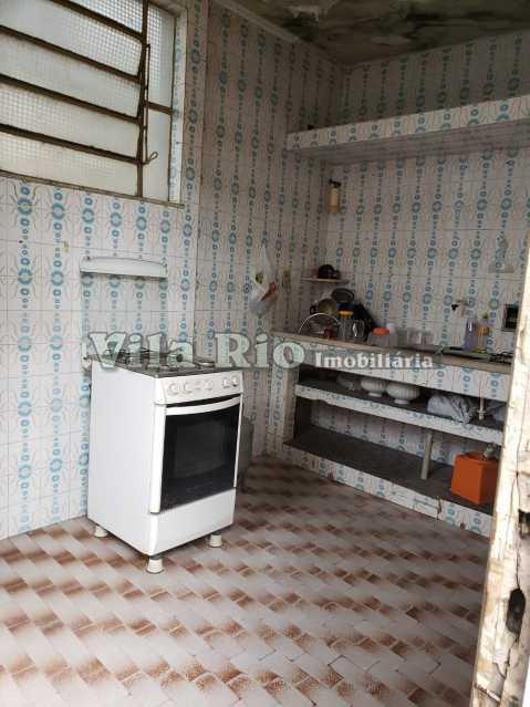 COZINHA 1 - Casa 2 quartos à venda Honório Gurgel, Rio de Janeiro - R$ 250.000 - VCA20040 - 10