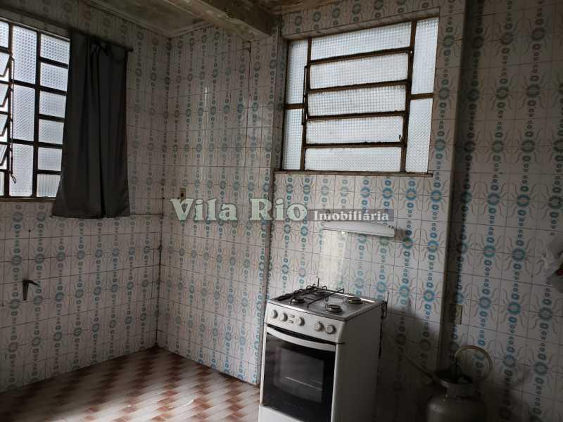 COZINHA - Casa 2 quartos à venda Honório Gurgel, Rio de Janeiro - R$ 250.000 - VCA20040 - 12