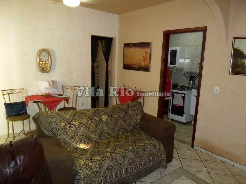 SALA 1 - Casa de Vila 3 quartos à venda Vila da Penha, Rio de Janeiro - R$ 350.000 - VCV30006 - 3