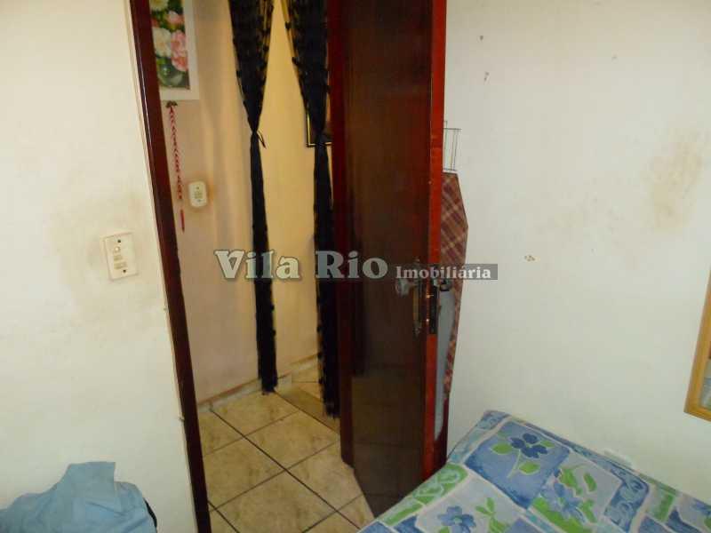 QUARTO 1 - Casa de Vila 3 quartos à venda Vila da Penha, Rio de Janeiro - R$ 350.000 - VCV30006 - 4