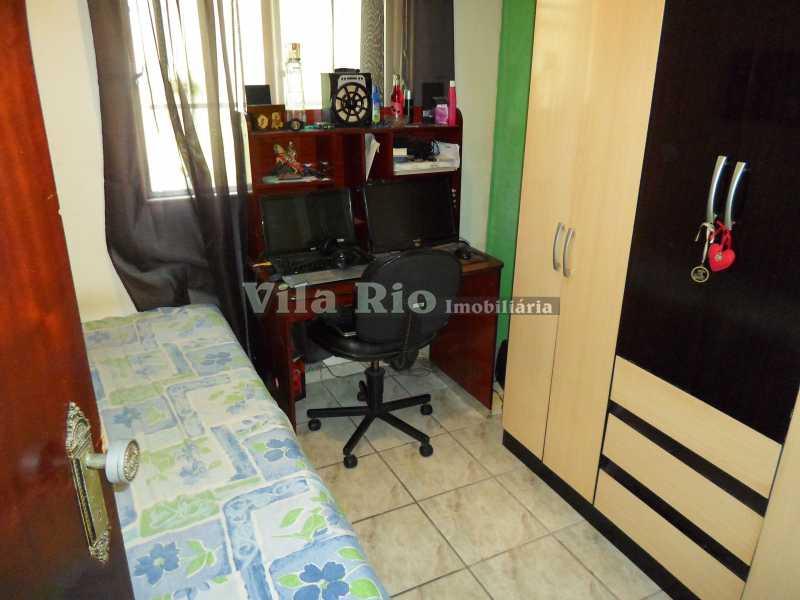 QUARTO 2 - Casa de Vila 3 quartos à venda Vila da Penha, Rio de Janeiro - R$ 350.000 - VCV30006 - 5