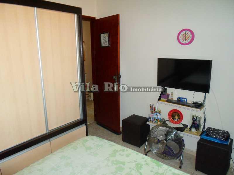 QUARTO 4 - Casa de Vila 3 quartos à venda Vila da Penha, Rio de Janeiro - R$ 350.000 - VCV30006 - 7
