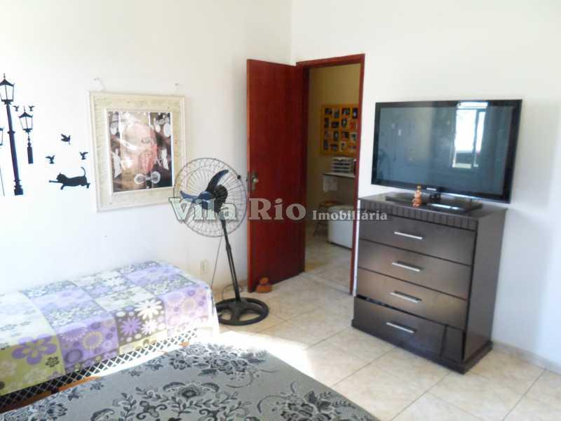 QUARTO 6 - Casa de Vila 3 quartos à venda Vila da Penha, Rio de Janeiro - R$ 350.000 - VCV30006 - 9