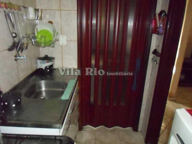 COZINHA 1 - Casa de Vila 3 quartos à venda Vila da Penha, Rio de Janeiro - R$ 350.000 - VCV30006 - 11