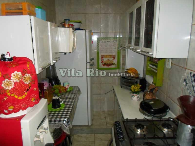 COZINHA 2 - Casa de Vila 3 quartos à venda Vila da Penha, Rio de Janeiro - R$ 350.000 - VCV30006 - 12