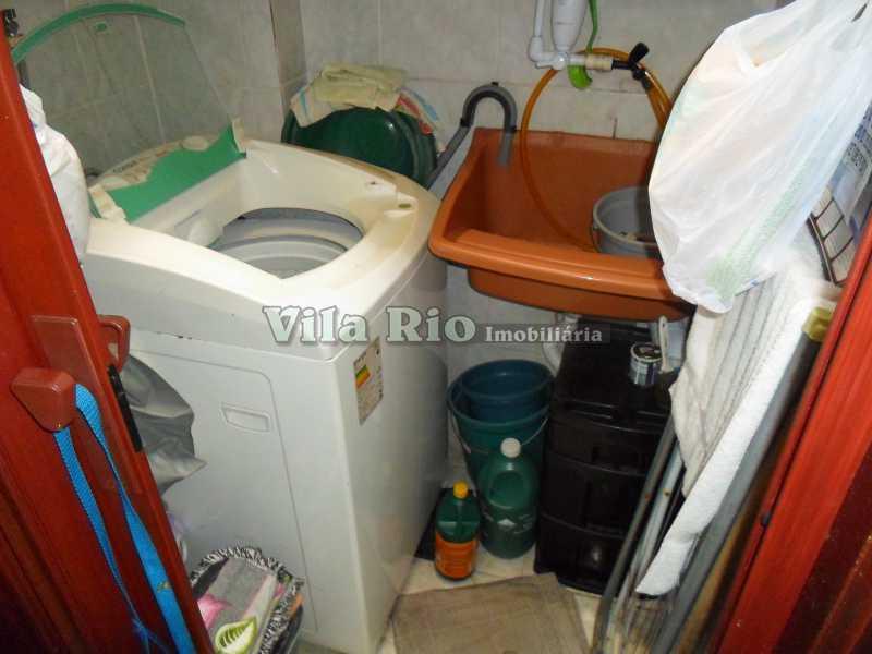 AREA - Casa de Vila 3 quartos à venda Vila da Penha, Rio de Janeiro - R$ 350.000 - VCV30006 - 13