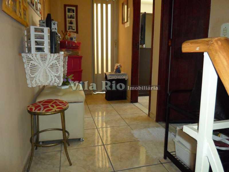 CIRCULAÇÃO - Casa de Vila 3 quartos à venda Vila da Penha, Rio de Janeiro - R$ 350.000 - VCV30006 - 14