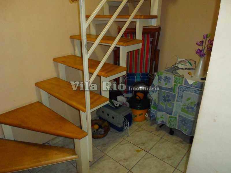 ESCADA - Casa de Vila 3 quartos à venda Vila da Penha, Rio de Janeiro - R$ 350.000 - VCV30006 - 15