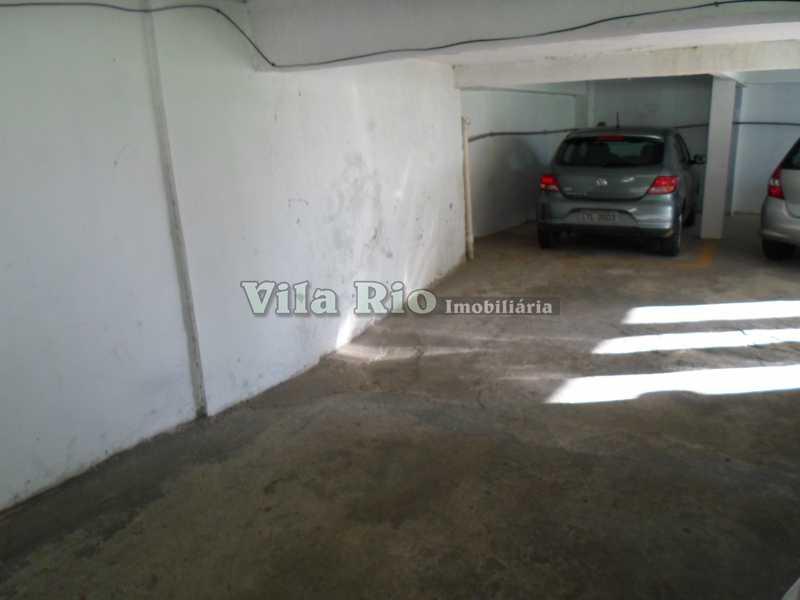 GARAGEM  1 - Casa de Vila 3 quartos à venda Vila da Penha, Rio de Janeiro - R$ 350.000 - VCV30006 - 16
