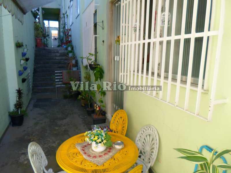 VARANDA 1 - Casa de Vila 3 quartos à venda Vila da Penha, Rio de Janeiro - R$ 350.000 - VCV30006 - 18