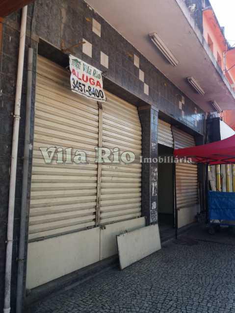 LOJA 1 - Loja 120m² para alugar Rocha Miranda, Rio de Janeiro - R$ 4.000 - VLJ00011 - 1