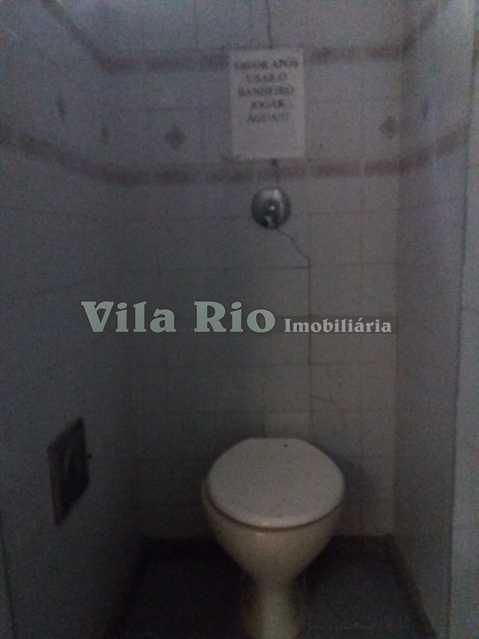BANHEIRO 1 - Loja 120m² para alugar Rocha Miranda, Rio de Janeiro - R$ 4.000 - VLJ00011 - 11