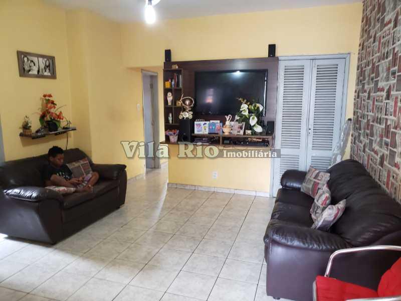SALA - Casa 3 quartos à venda Braz de Pina, Rio de Janeiro - R$ 530.000 - VCA30043 - 3