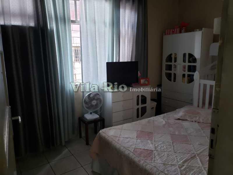 QUARTO 1 - Casa 3 quartos à venda Braz de Pina, Rio de Janeiro - R$ 530.000 - VCA30043 - 4