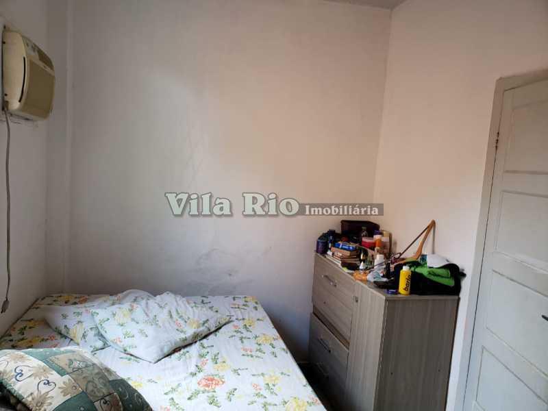 QUARTO 2 - Casa 3 quartos à venda Braz de Pina, Rio de Janeiro - R$ 530.000 - VCA30043 - 5