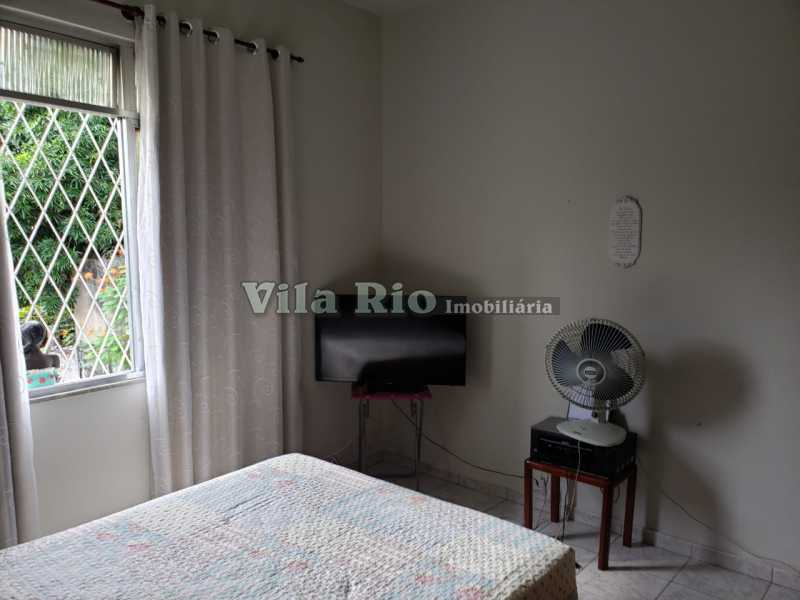 QUARTO 3 - Casa 3 quartos à venda Braz de Pina, Rio de Janeiro - R$ 530.000 - VCA30043 - 6